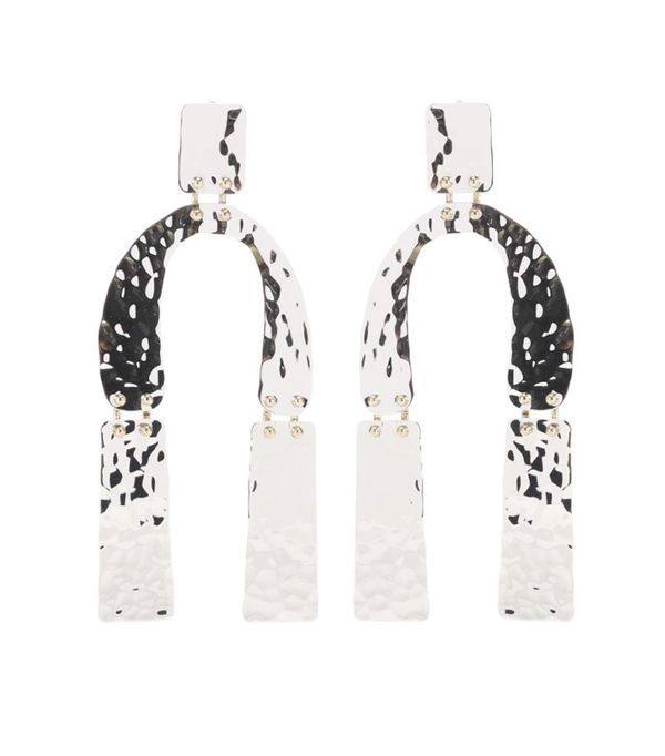 Best statement earrings: Proenza Schouler clip ons