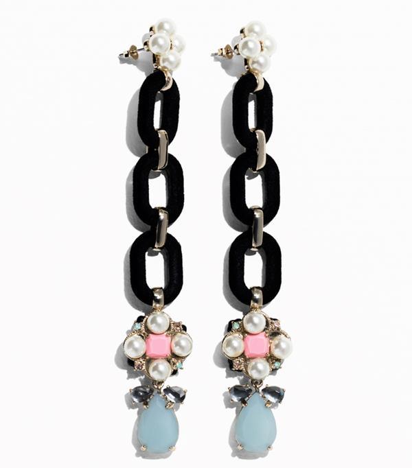 Best statement earrings: & Other Stories earrings