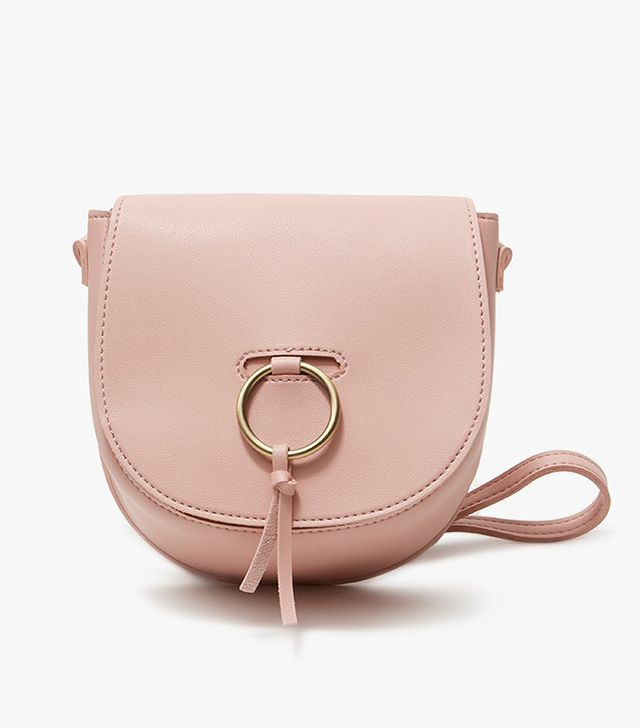 styling tricks - Need Supply Bianca Shoulder Bag in Pink
