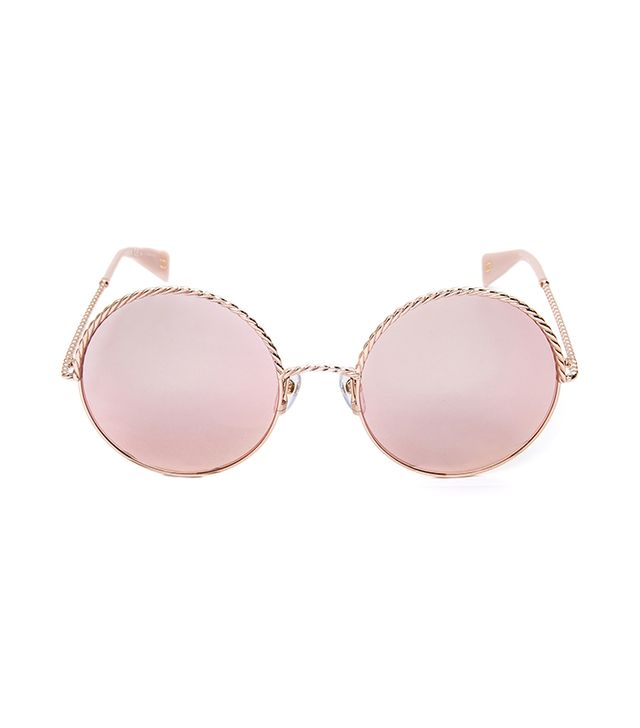 styling tricks - Marc Jacobs Rope Round Sunglasses