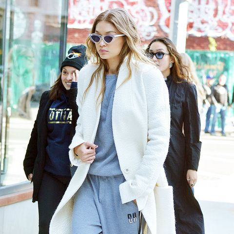 Yes, You Can Boost Your Style With a Pair of Sweatpants