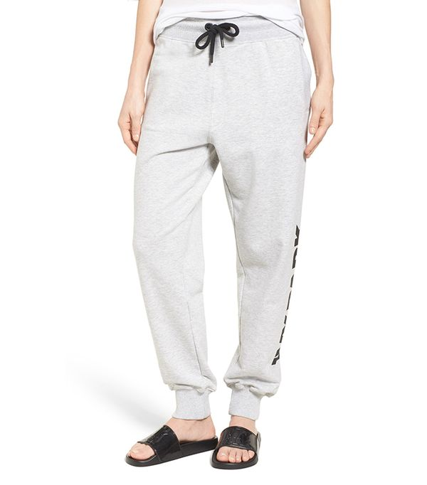 athleisure trend - IVY PARK Logo Jogger Pants
