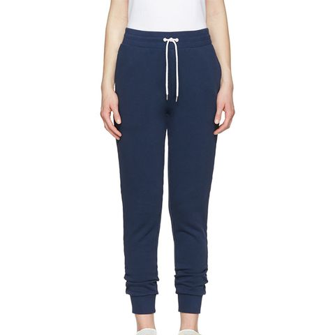 Blue Jogger Lounge Pants