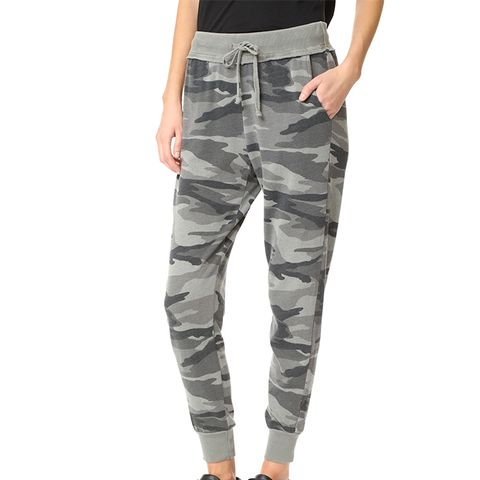 Camo Active Jogging Pants