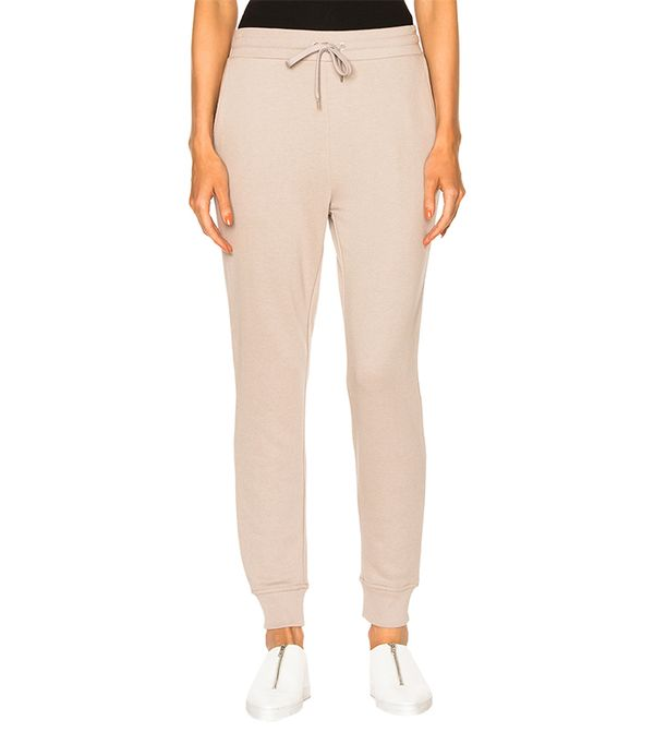athleisure trend - T BY ALEXANDER WANG French Terry Sweatpants