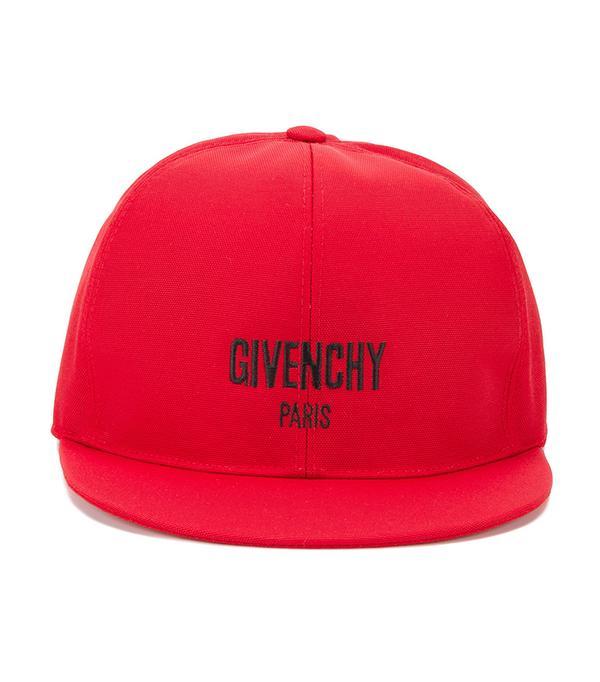 cool baseball hats - Givenchy Snap - Back Cap