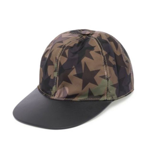 cool baseball hats - Valentino Star Baseball Hat
