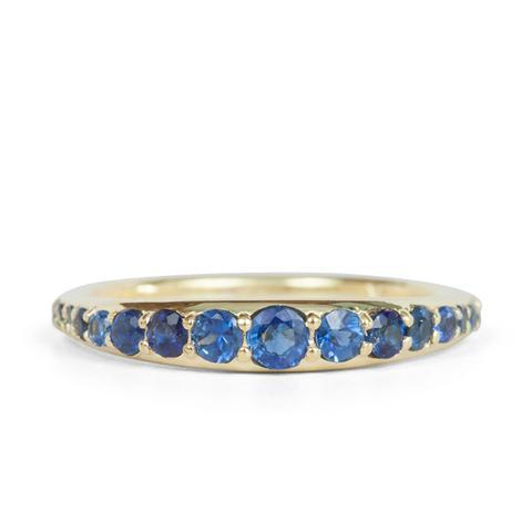 Bali Sapphire Ring