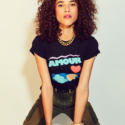 Amour Classic Fit T-Shirt