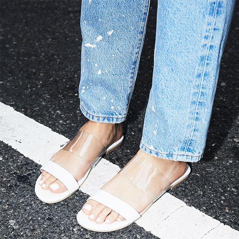 Crimson Sandal