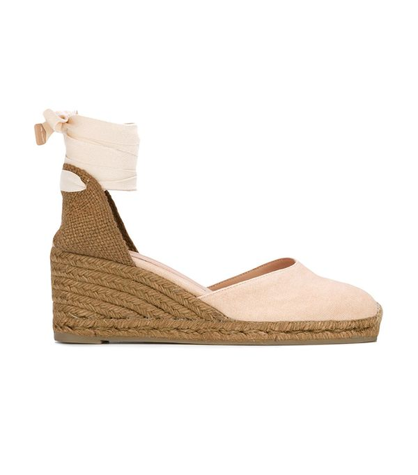 What To Wear To a BBQ espadrilles