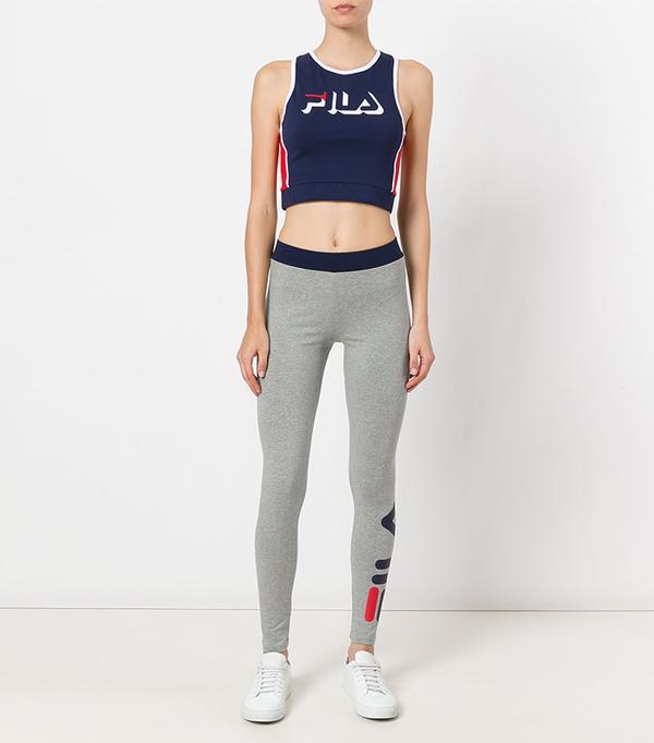 Fila Logo Printed Leggings