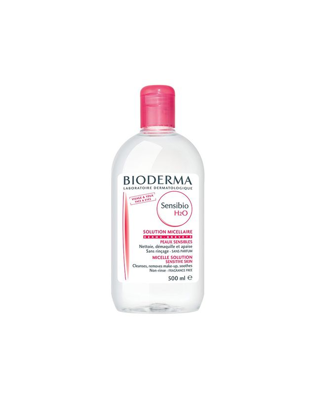 Bioderma Sensibio H2O Solution Micellaire Cleanser
