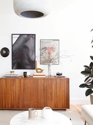 Inside a Texture-Rich Apartment in L.A.'s Coolest Neighbourhood