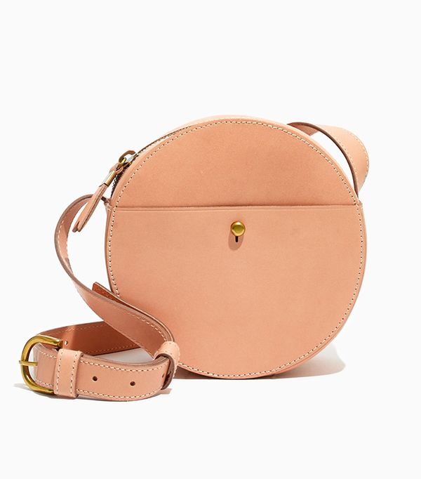 Madewell The Marfa Circle Crossbody Bag