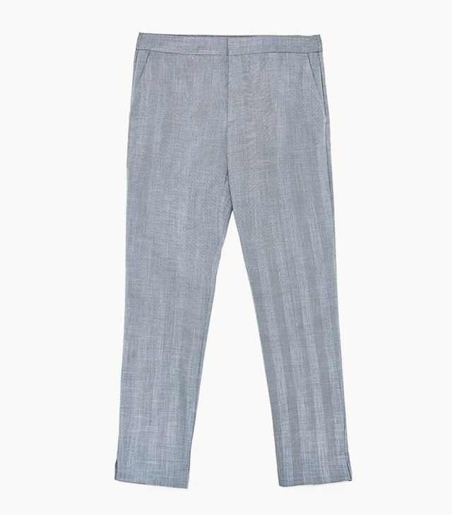 Zara grey trousers