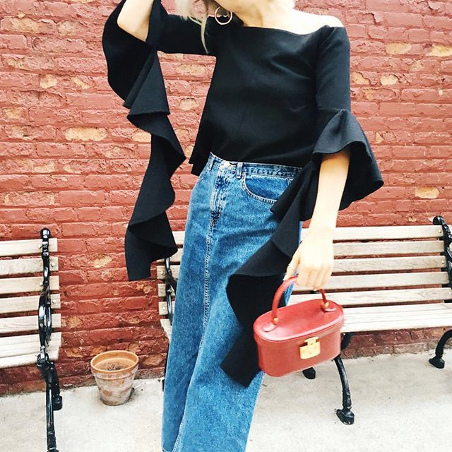 How to Take Instagram Outfit Photo Tips: Aemilia Madden Instagram