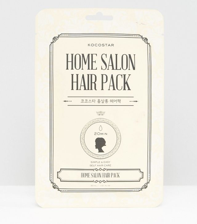 Kocostar Home Salon Hair Pack review