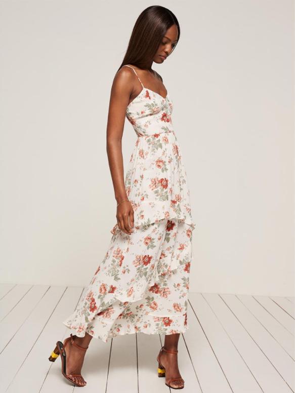 Reformation Sasha Dress