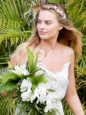 Here's Exactly Where to Get Margot Robbie's Bridesmaid Dress