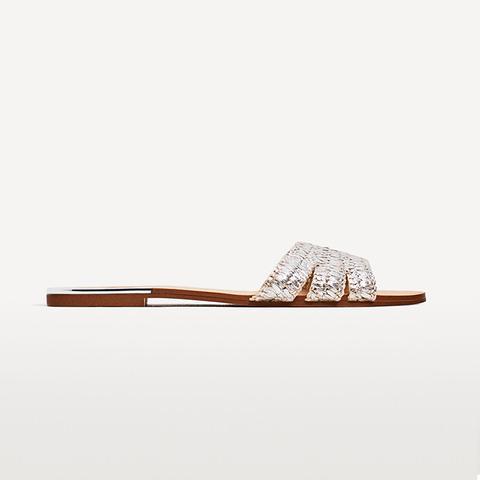 Silver-Toned Slides
