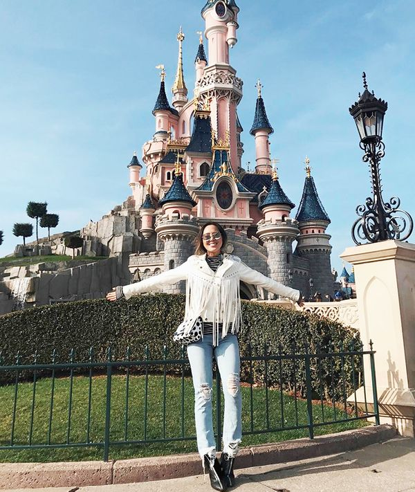 what to wear to Disneyland -