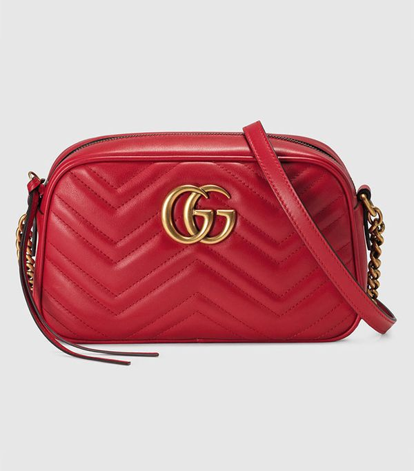 what to wear to Disneyland - Gucci GG Marmont Bag