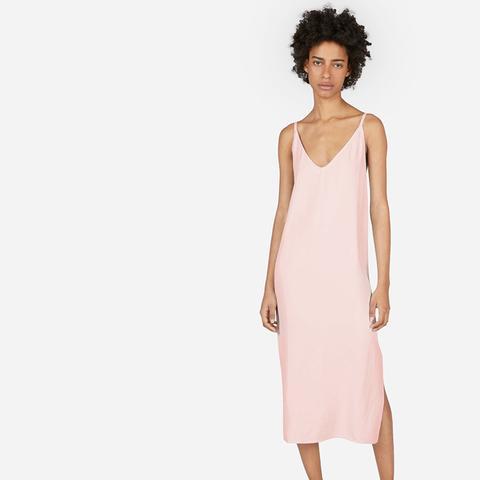 The Japanese GoWeave Long Slip Dress