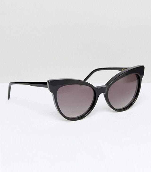 cat eye sunglasses - Wildfox Grand Dame Sunglasses