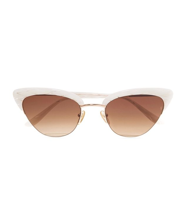 cat eye sunglasses -  Sunday Somewhere Pixie Sunglasses