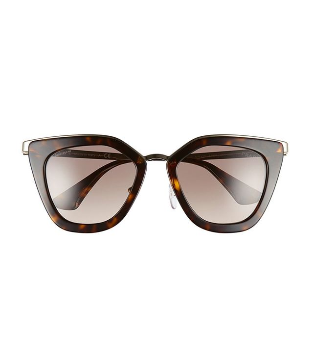 best cat eye sunglasses - Prada Sunglasses