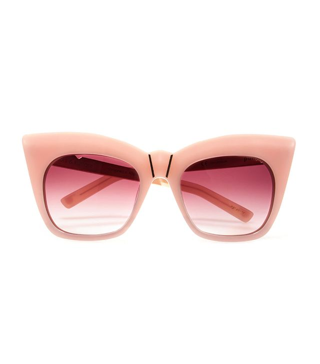 best cat eye sunglasses - Pared Kohl & Kaftans Sunglasses
