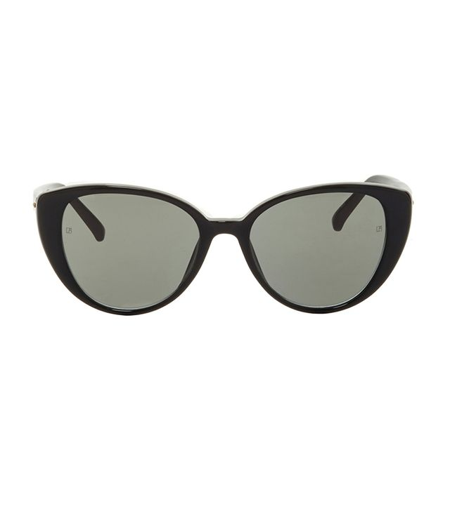 best cat eye sunglasses - Linda Farrow Cat-Eye Sunglasses