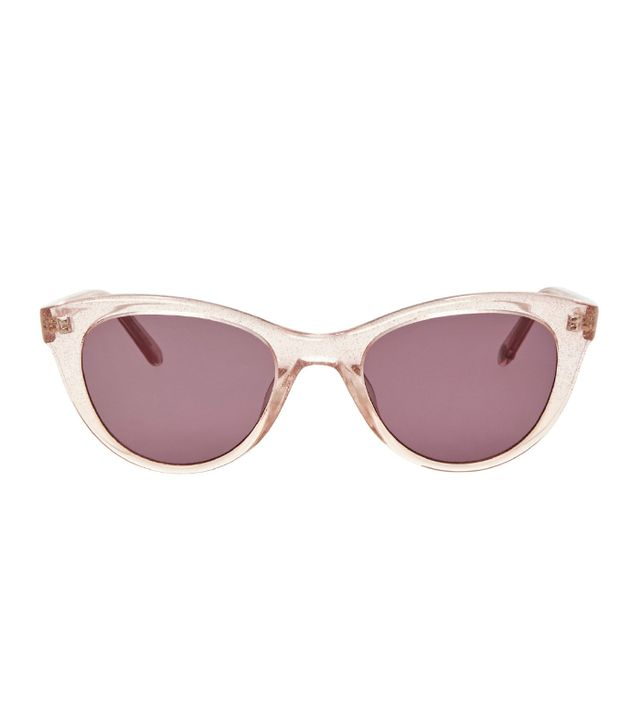best cat eye sunglasses - Garrett Leight GL x CV Sunglasses