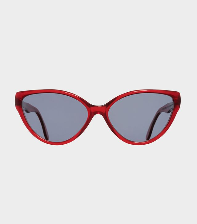 best cat eye sunglasses - Cutler & Gross 1035 Sunglasses