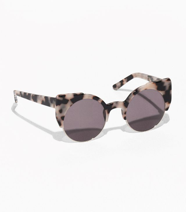 best cat eye sunglasses - & Other Stories Acetate Sunglasses