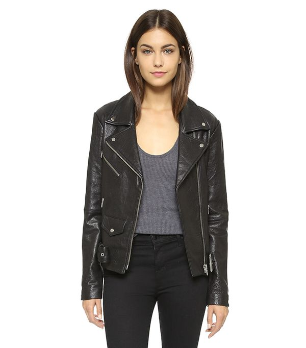 cool leather jackets - Veda Jayne Classic Jacket