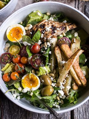 3 Delicious Caesar Salad Recipes That Aren't Packed With Calories