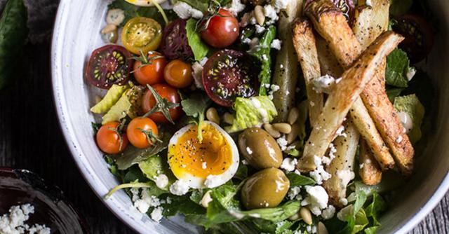 Healthy Caesar Salad Recipes Go To Meals Mydomaine