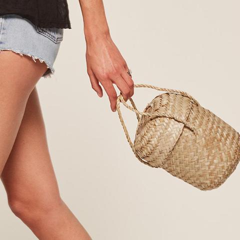 Phoebe Moroccan Basket Ba