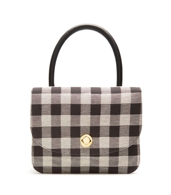 best gingham handbag