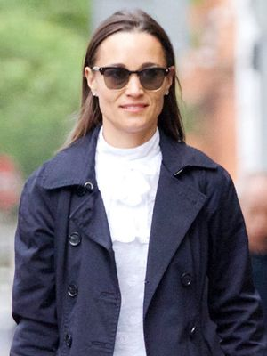 Pippa Middleton Wore These Sneakers for Her Pre-Wedding Errands