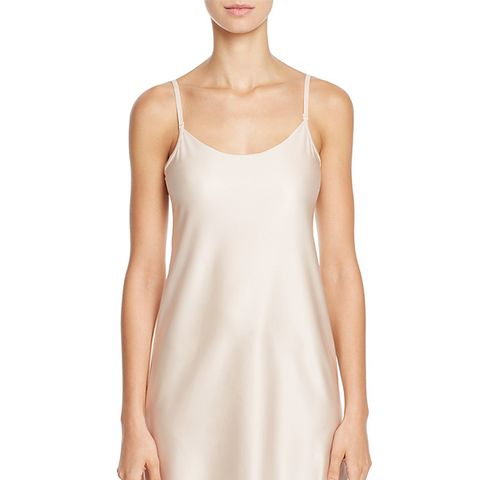 Luxe Satin Mini Slip