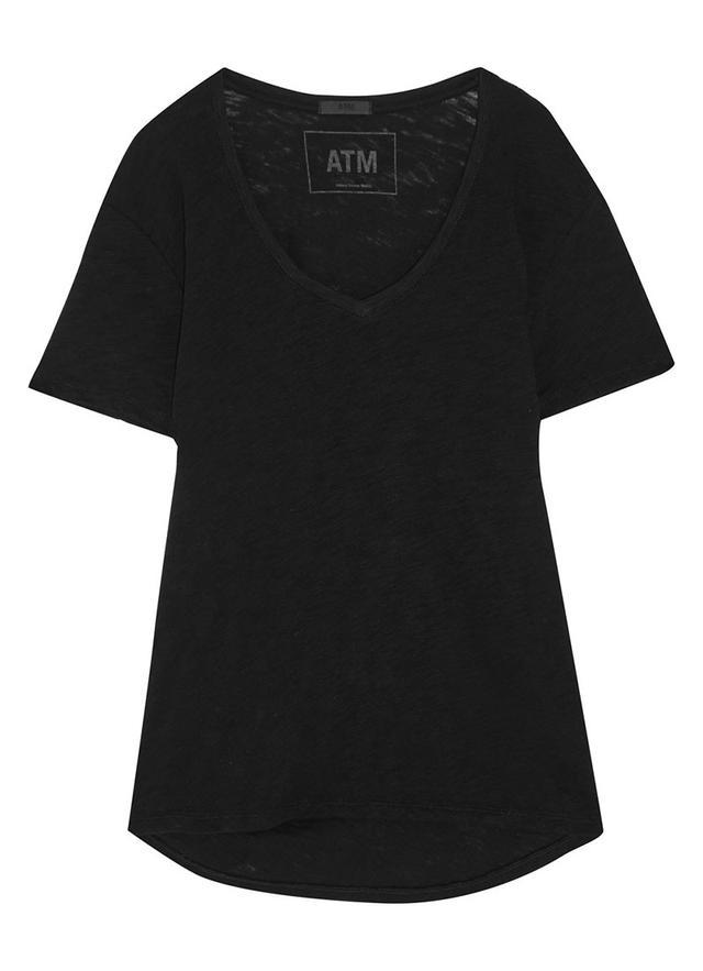 ATM Anthony Thomas Melillo Slub T-Shirt