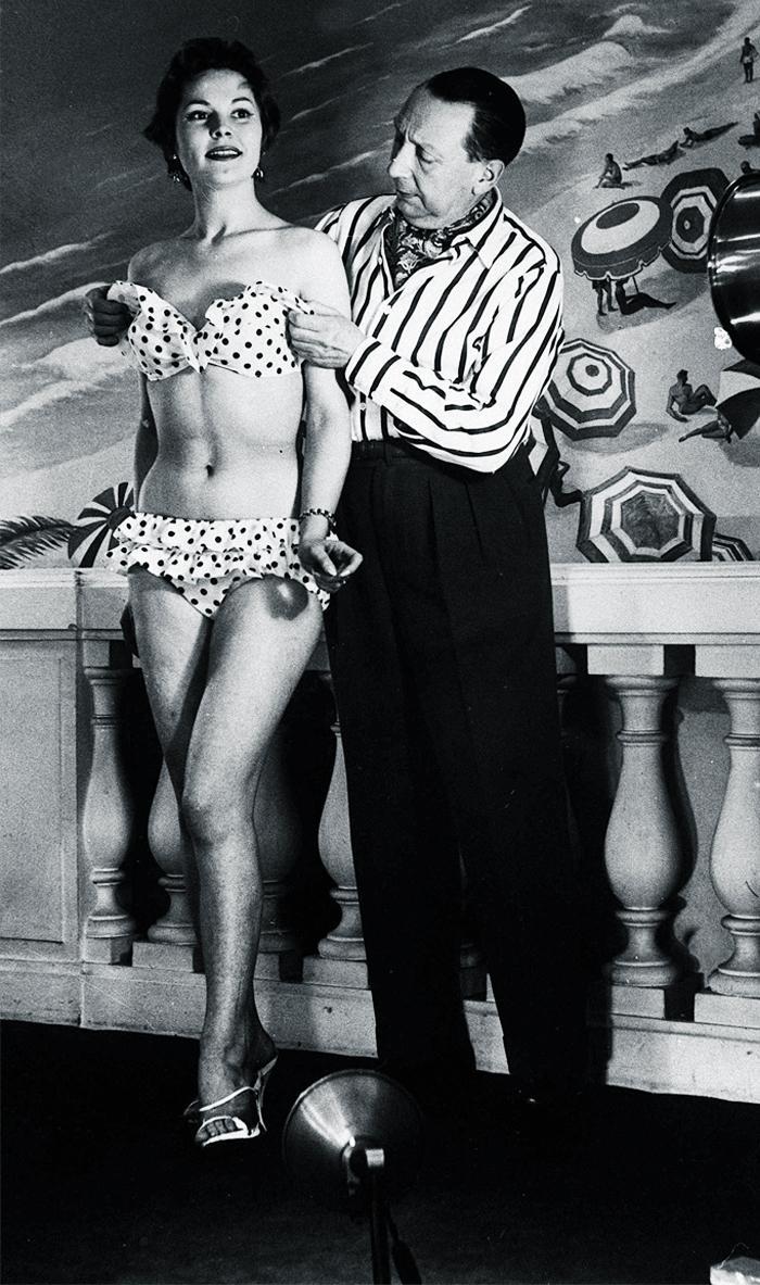 Reard bikini: 1946