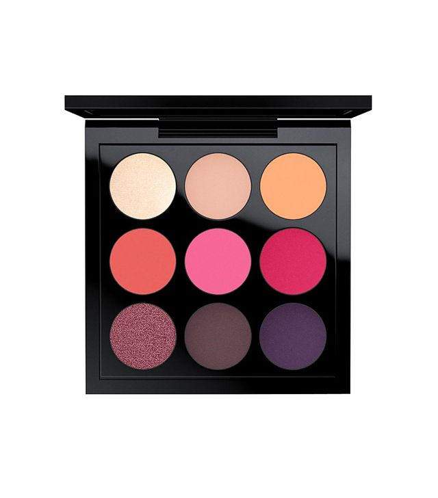 MAC Eye Shadow x 9 Red-Hot Times Nine