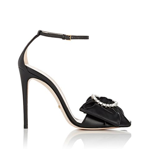 Isle Leather Ankle-Strap Sandals