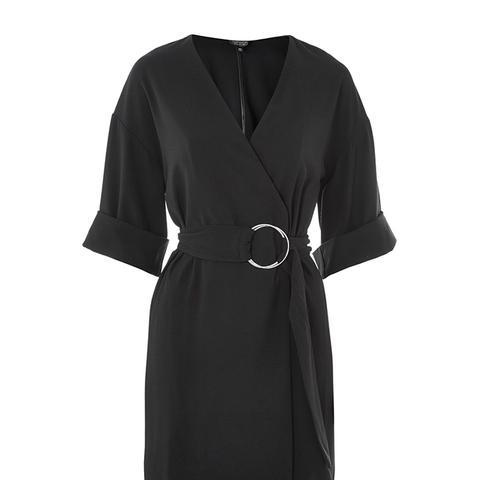 Ring Kimono Wrap Jacket