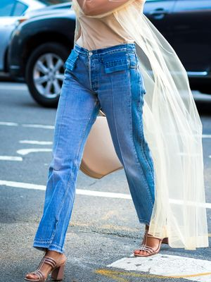 If You're Tall, These 9 Denim Picks Are for You