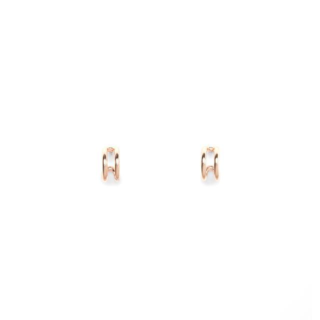 COS Wire Shape Earrings